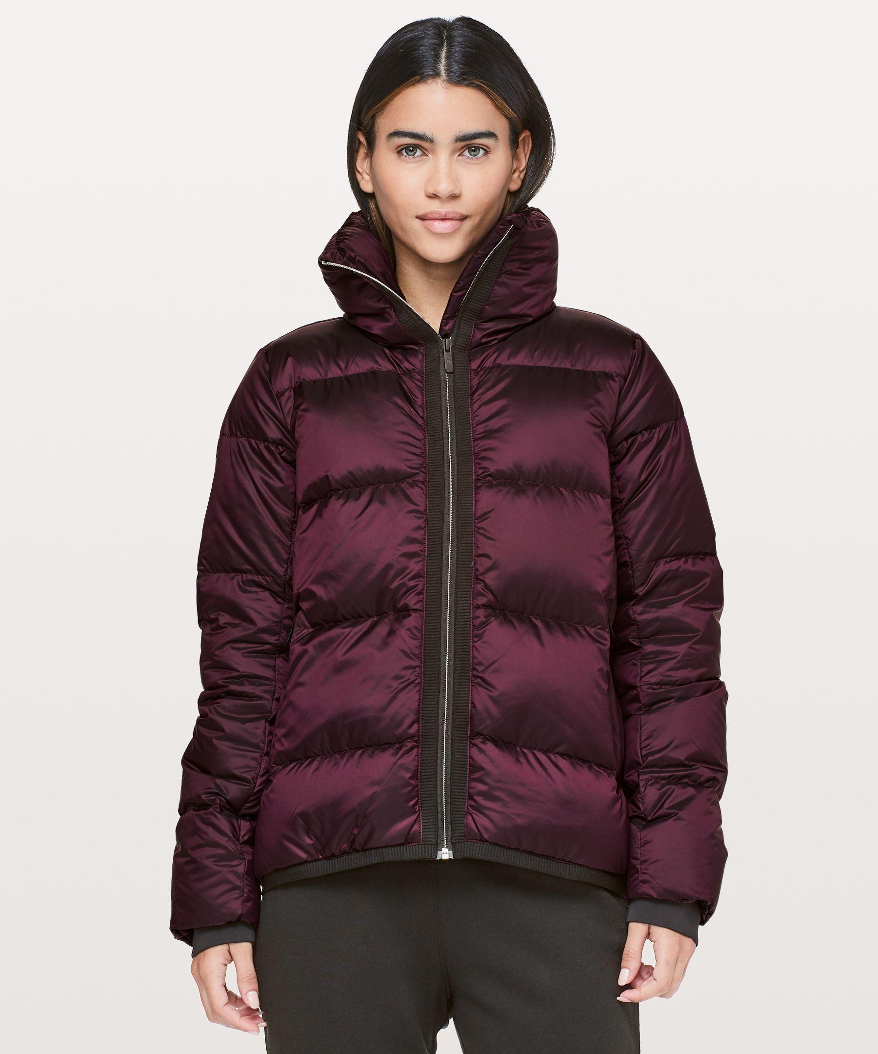 Dark Adobe Sports Jackets Women Jackets Stylish Winter Coats [ 2160 x 1800 Pixel ]