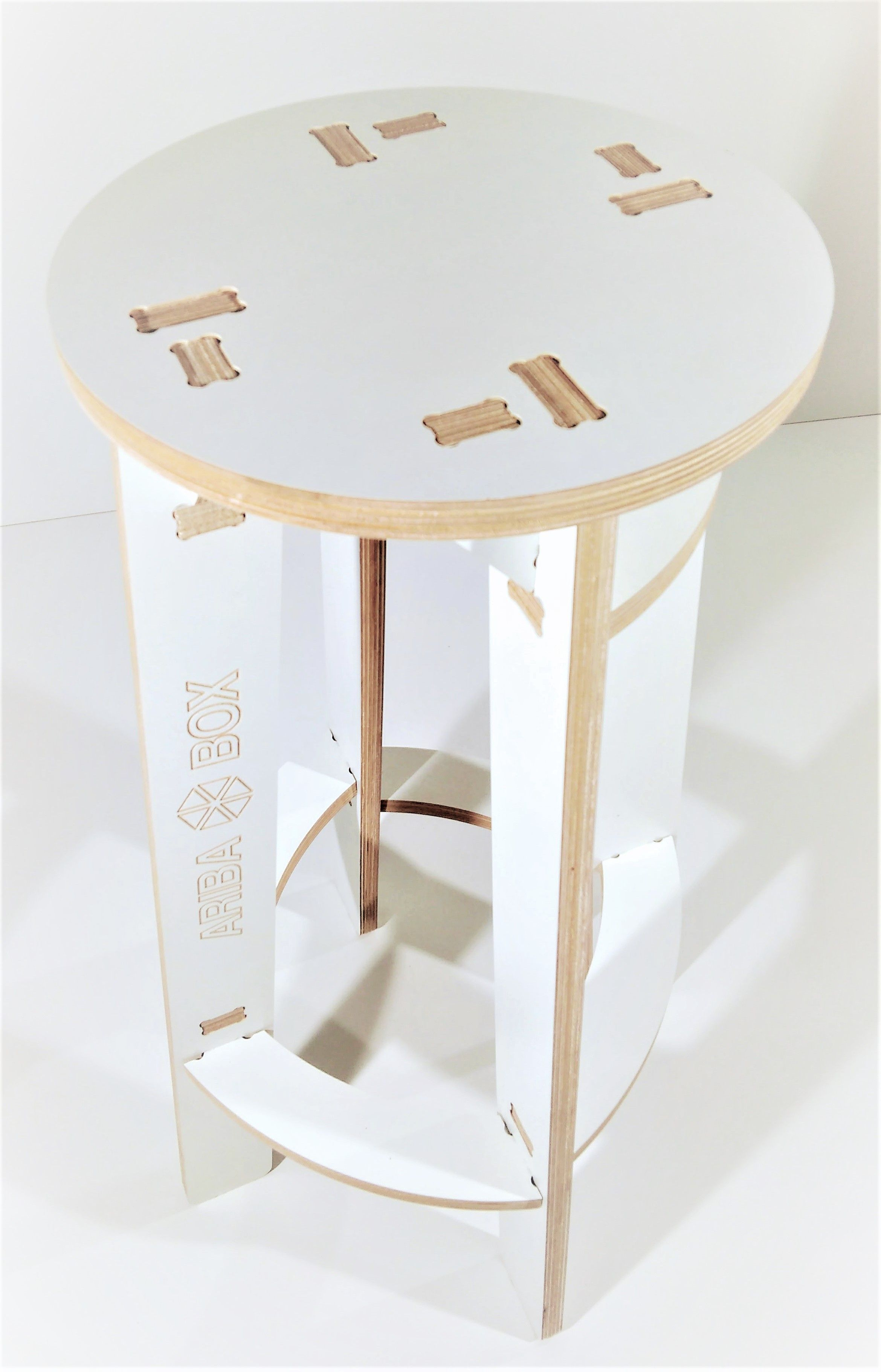 Enjoyable Plywood Bar Stool Made On Cnc In 2019 Furniture Caraccident5 Cool Chair Designs And Ideas Caraccident5Info