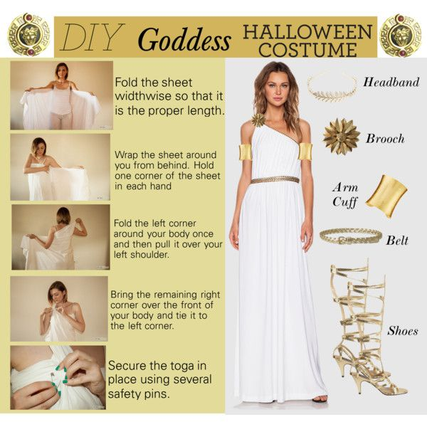 DIY Halloween Costume by rmhodgdon on Polyvore featuring ...