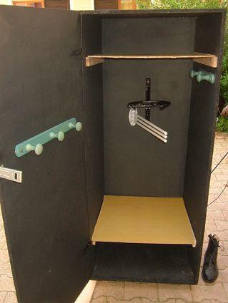fabrication du meuble pour l 39 quipement la planche les. Black Bedroom Furniture Sets. Home Design Ideas