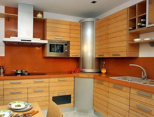 DIY Kitchen Cabinets From Solid Wood