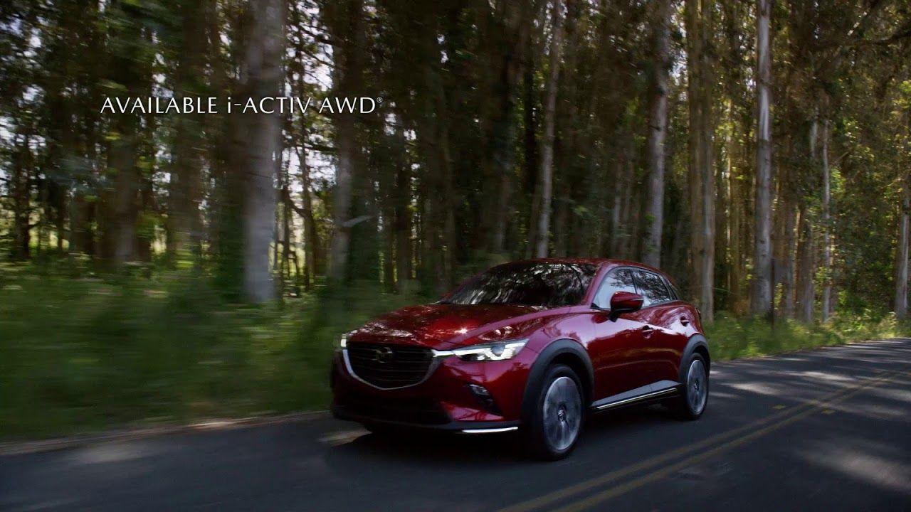 Predictive iActiv AWD® 2019 Mazda CX3 Mazda USA