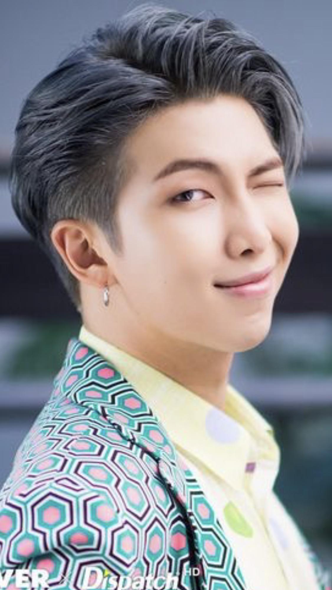Naverxdispatch Bts Idol Mv Photoshoot 8 2018 Namjoon Rm Kim Namjoon Bts Rap Monster Namjoon