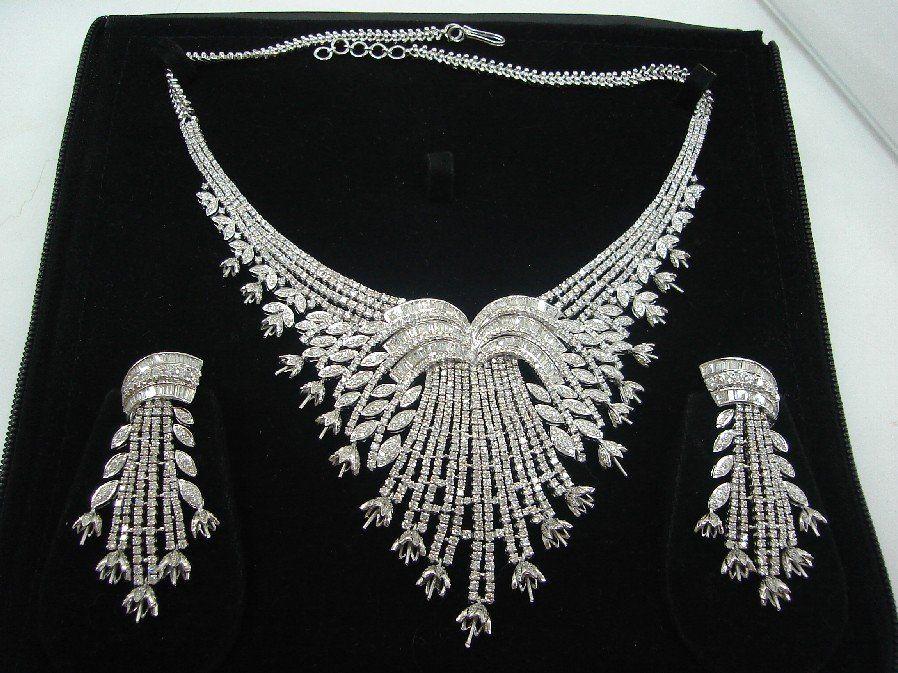 Luxury Diamond Set | Diamond and Luxury