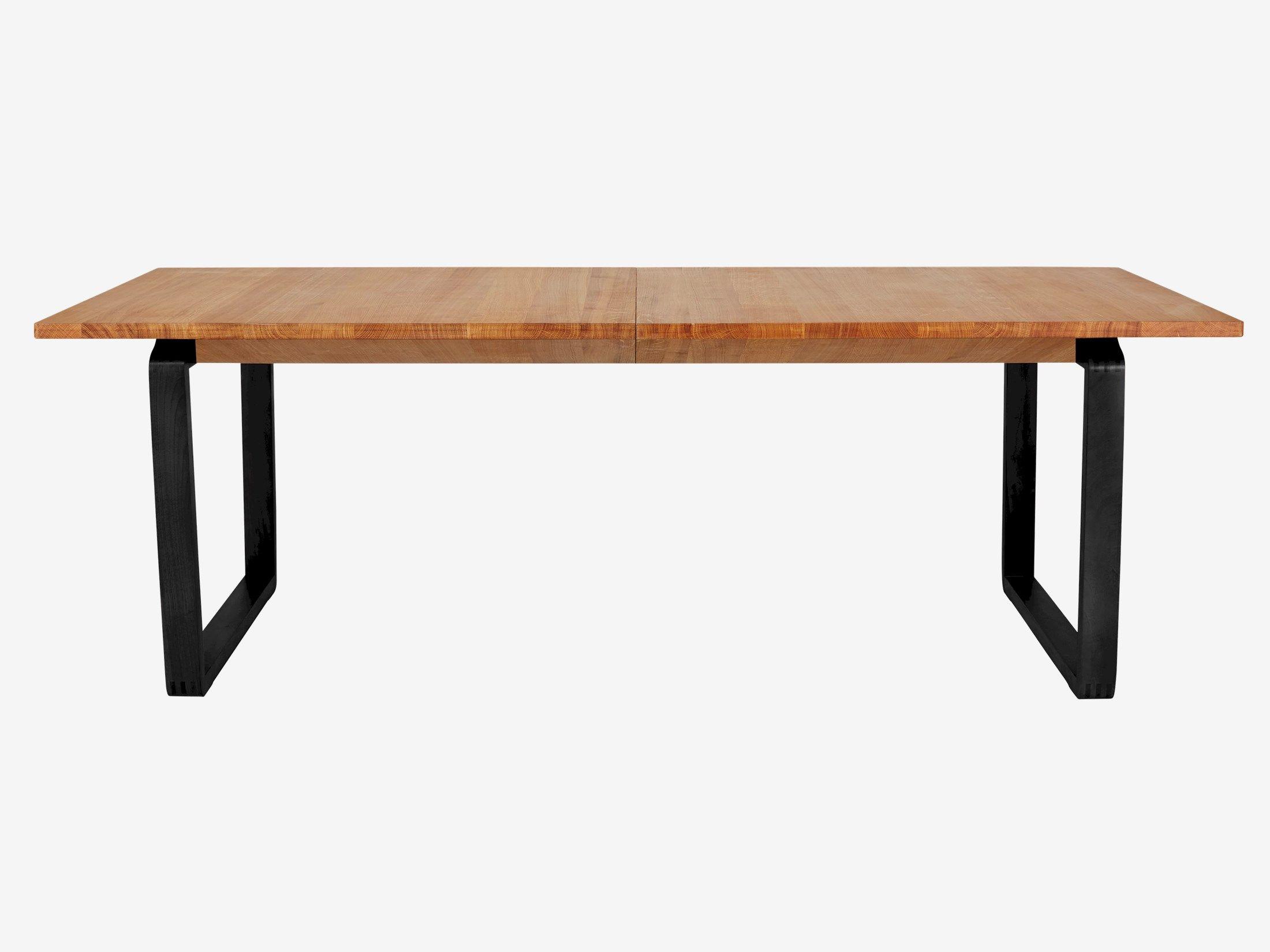 Dt18 Esstisch Furnier Skandinavisches Design Esstisch Zapfenverbindung