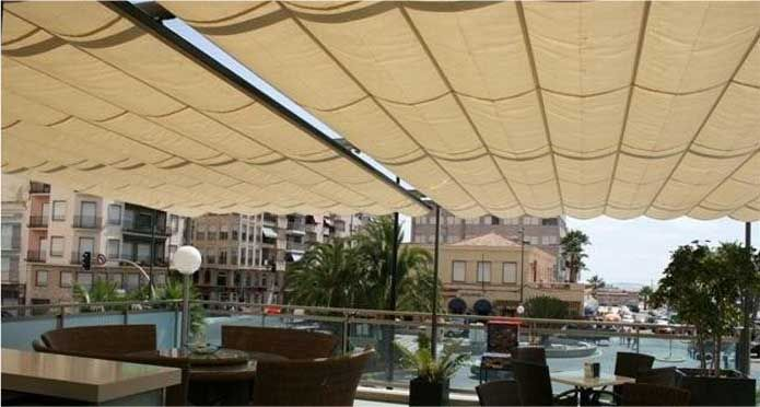 Awnings Sarasota Windshutters Retractable Awnings Sarasota Solar Protection Retractable Awning Spanish Style Home Awning