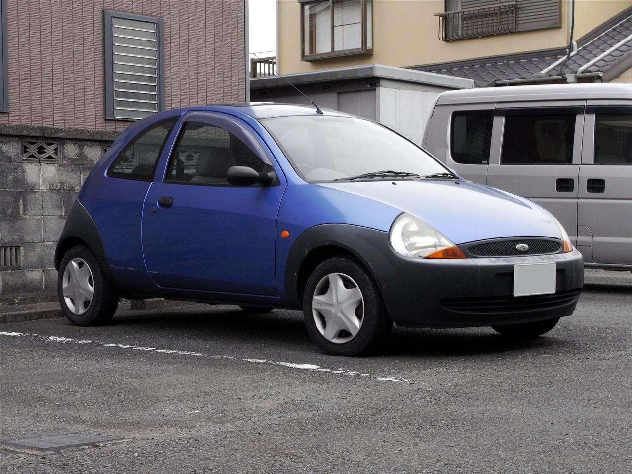 Ford Ka Carros