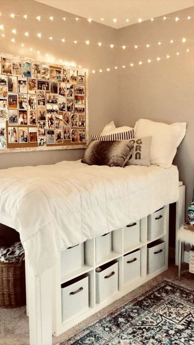 Ways To Decorate Your Room According To Your Personality Type Dorm Room Diy Cool Dorm Rooms College Dorm Room Decor
