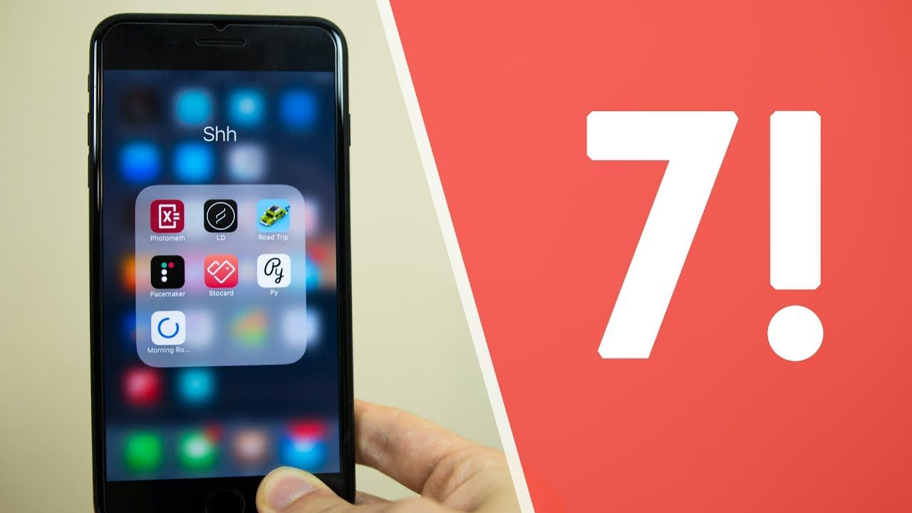Top 7 BEST iOS Apps of 2017 (That You'll Actually Use