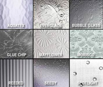 Quality Glass Textures Inserts For Doors The Spotlight Looks