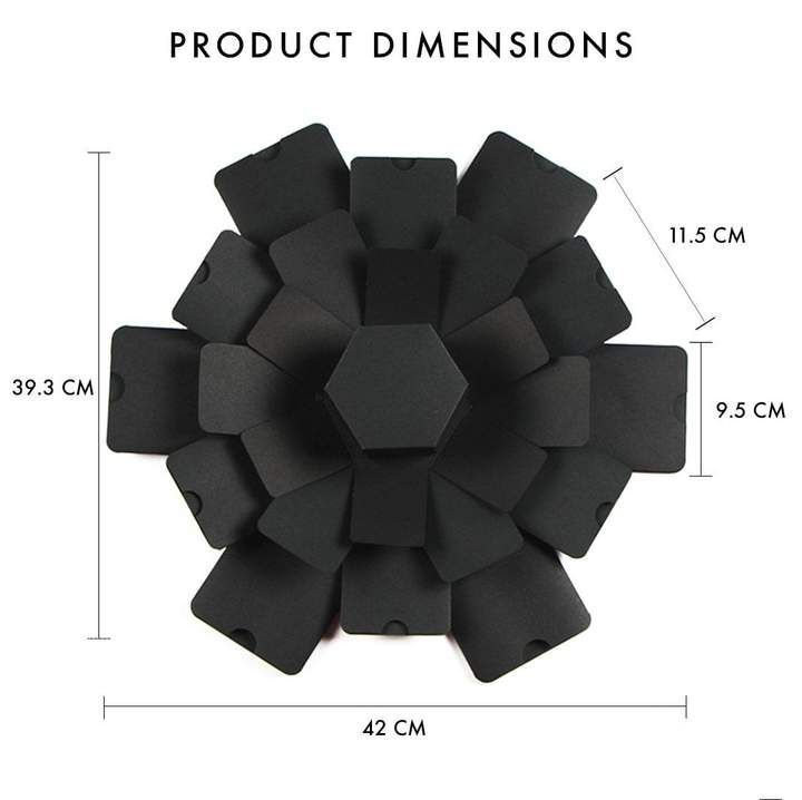 Photo of Hexagon LoveNote ™