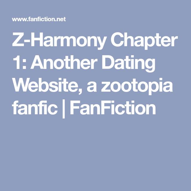 Net dating fanfictie