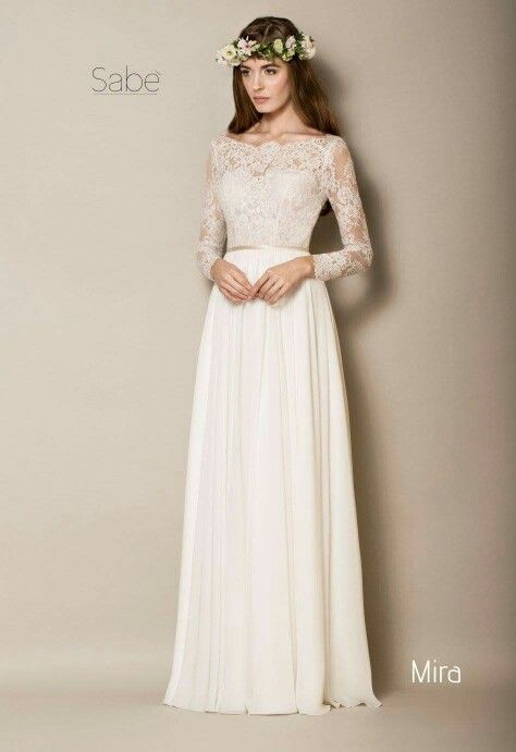 pinrosby lopez on encaje | vestidos de boda modestos, vestidos