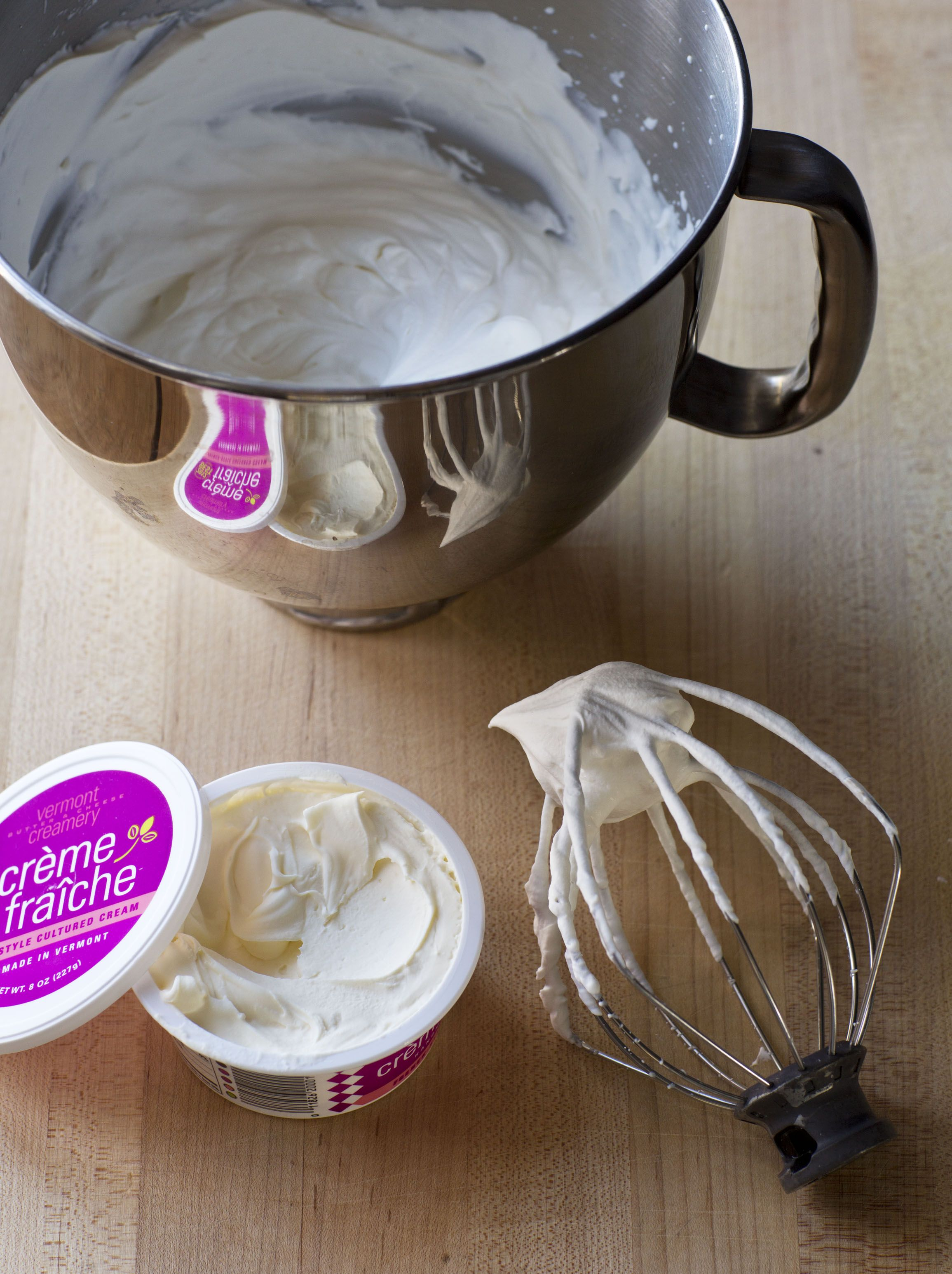 how to make whipped cream ahead of time