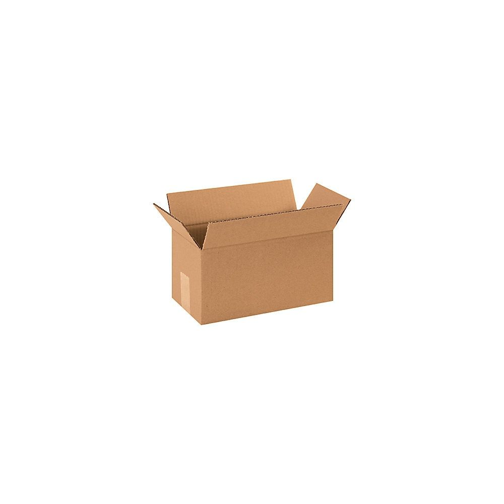 Brand Long Corrugated Boxes 12 X 6 X 5 Bundle Of 25 Item