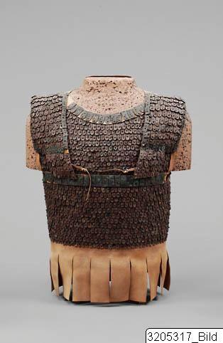 Greek Lamellar Armor