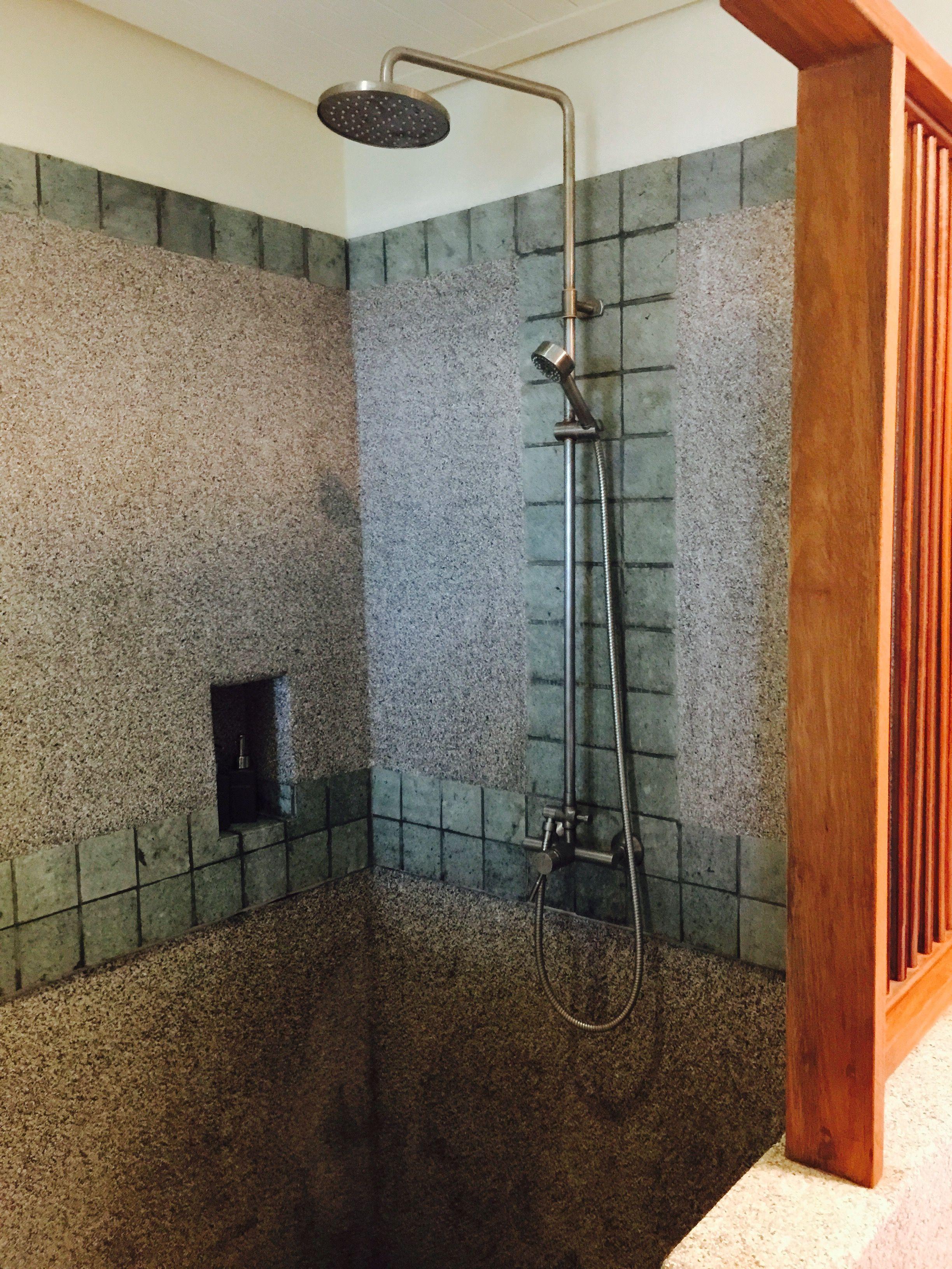 Shower at Seadance Resort Koh Samui