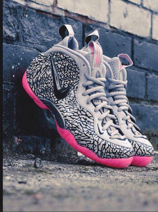 f763de74ef410 Nike Foamposite  Elephantprint