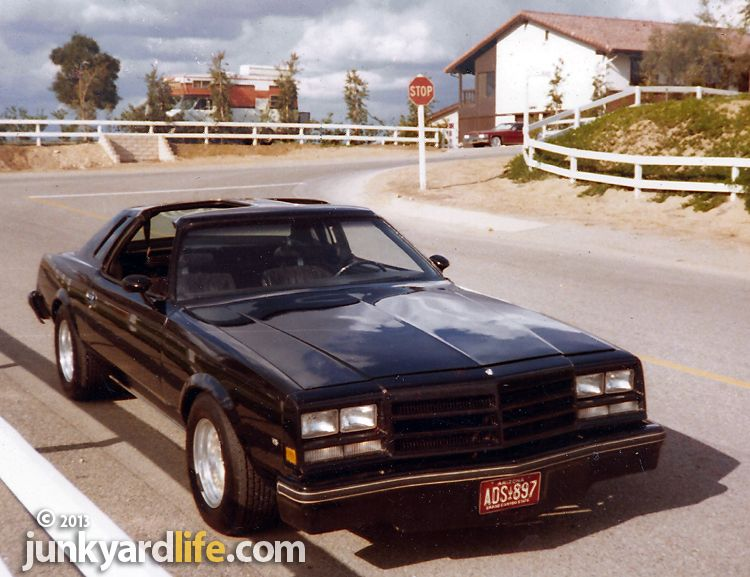 The 1976 Buick Regal A Body Grand National Prototype Father Of The 83 87 Buick Gn Gnx Your Welcome G Body Fan Pony Car Buick Regal Buick Grand National