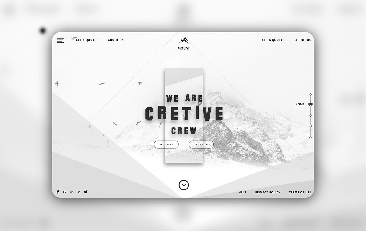 Pin On Web Ui Design
