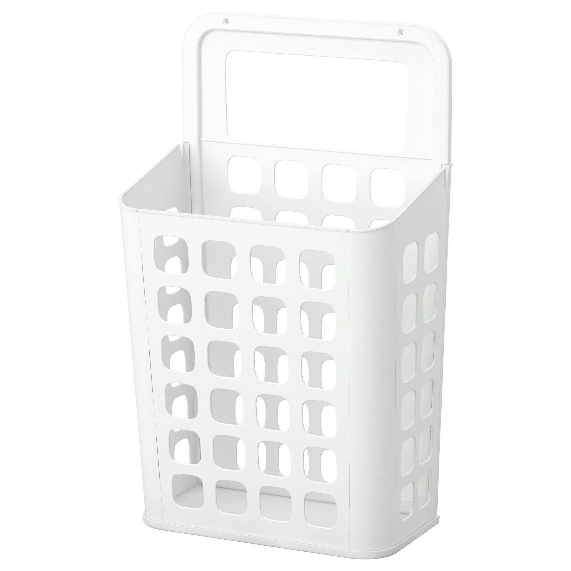 IKEA VARIERA Trash can white Ikea, Ikea kitchen, Ikea
