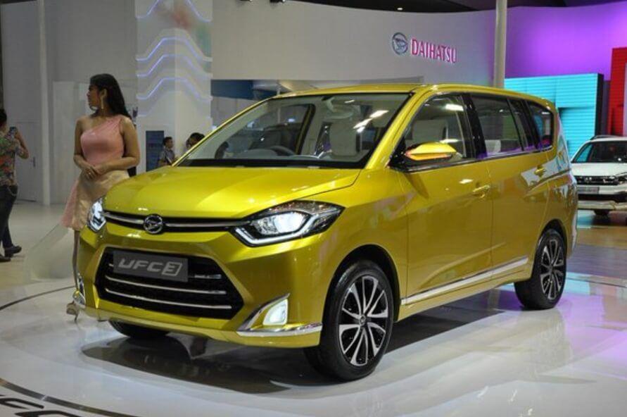 Spesifikasi Mobil Baru Daihatsu Sigra 2016 Daihatsu Mobil