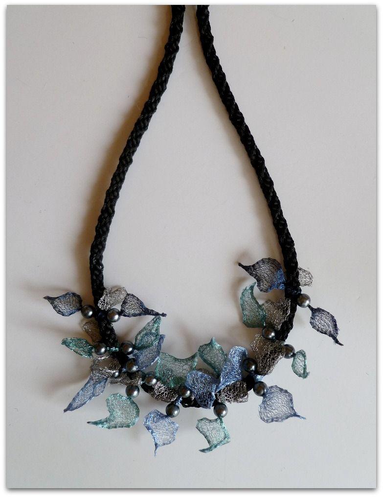 italian wire mesh ribbon jewelry - Google Search | Jewelry - Mixed ...