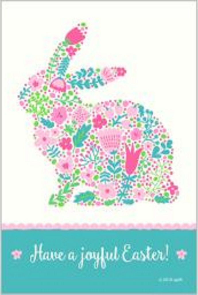 Download Free Easter Cards To Give To Your Residents Activities