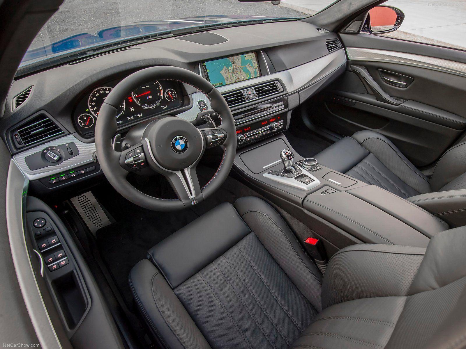 2017 Bmw Series 5 M550i Bmw Interior Bmw M5 Bmw