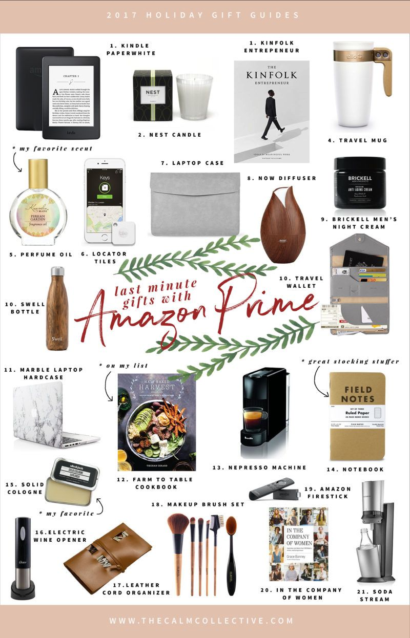 Last Minute Holiday Shopping With Amazon Prime Amazon