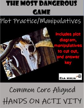 The most dangerous game plot practice with manipulatives the most dangerous game plot practice with manipulatives ccuart Image collections