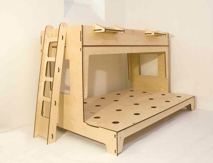 Letti a castello per bambini: i migliori modelli | Furniture Design ...