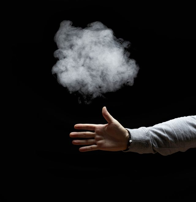 Make Smoke Appear from your Fingertips   Magic card tricks, Easy ...