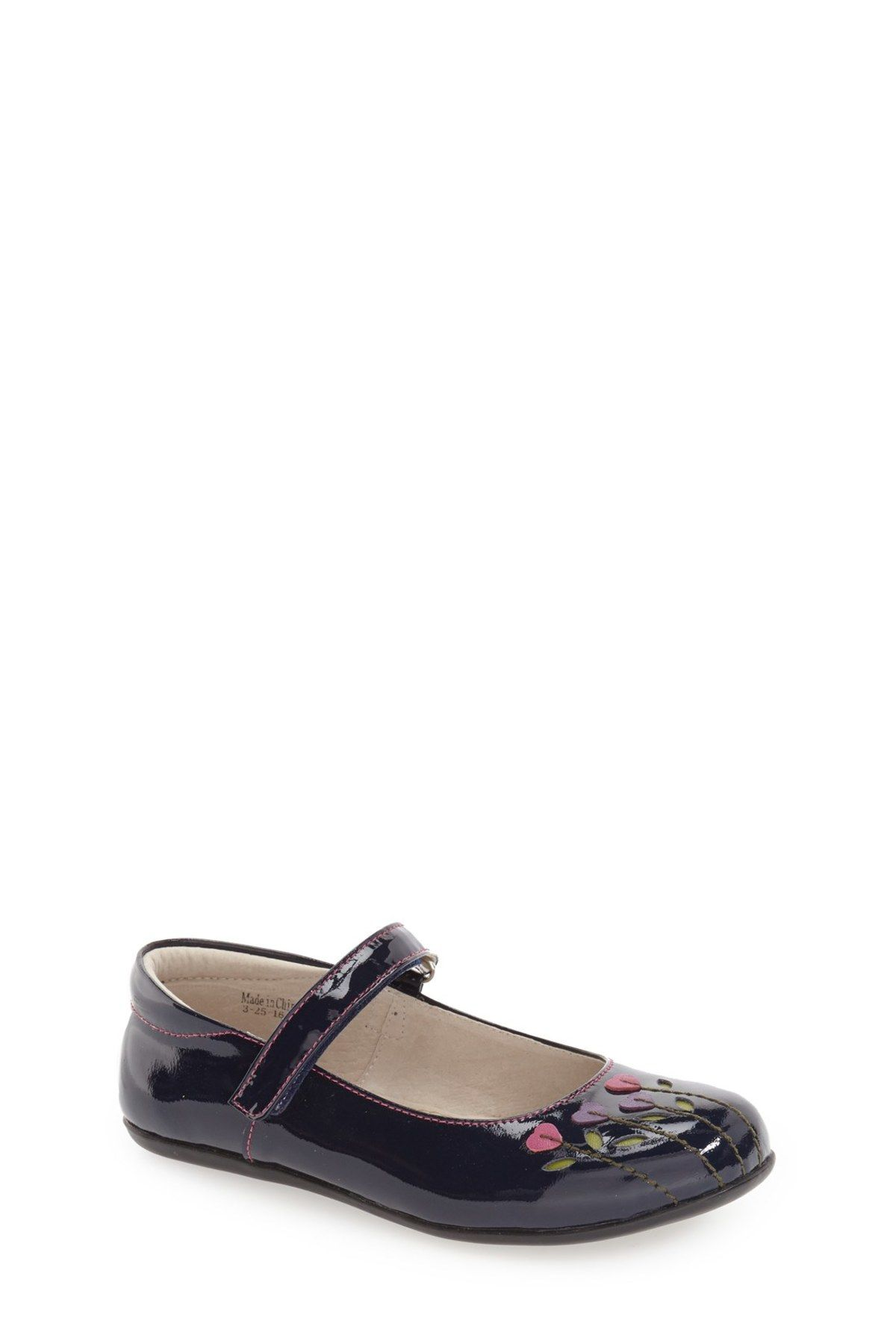 Tricia Mary Jane Flat (Baby, Toddler, & Little Kid)