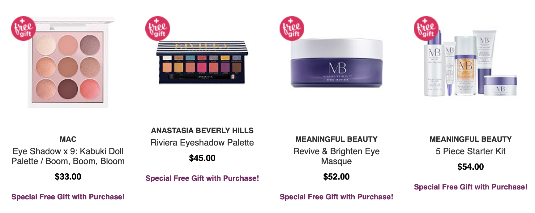 8172965c872 Ulta: Free Surprise Sample Pack w/any Makeup or Skincare purchase + 5X  Lancome + MORE