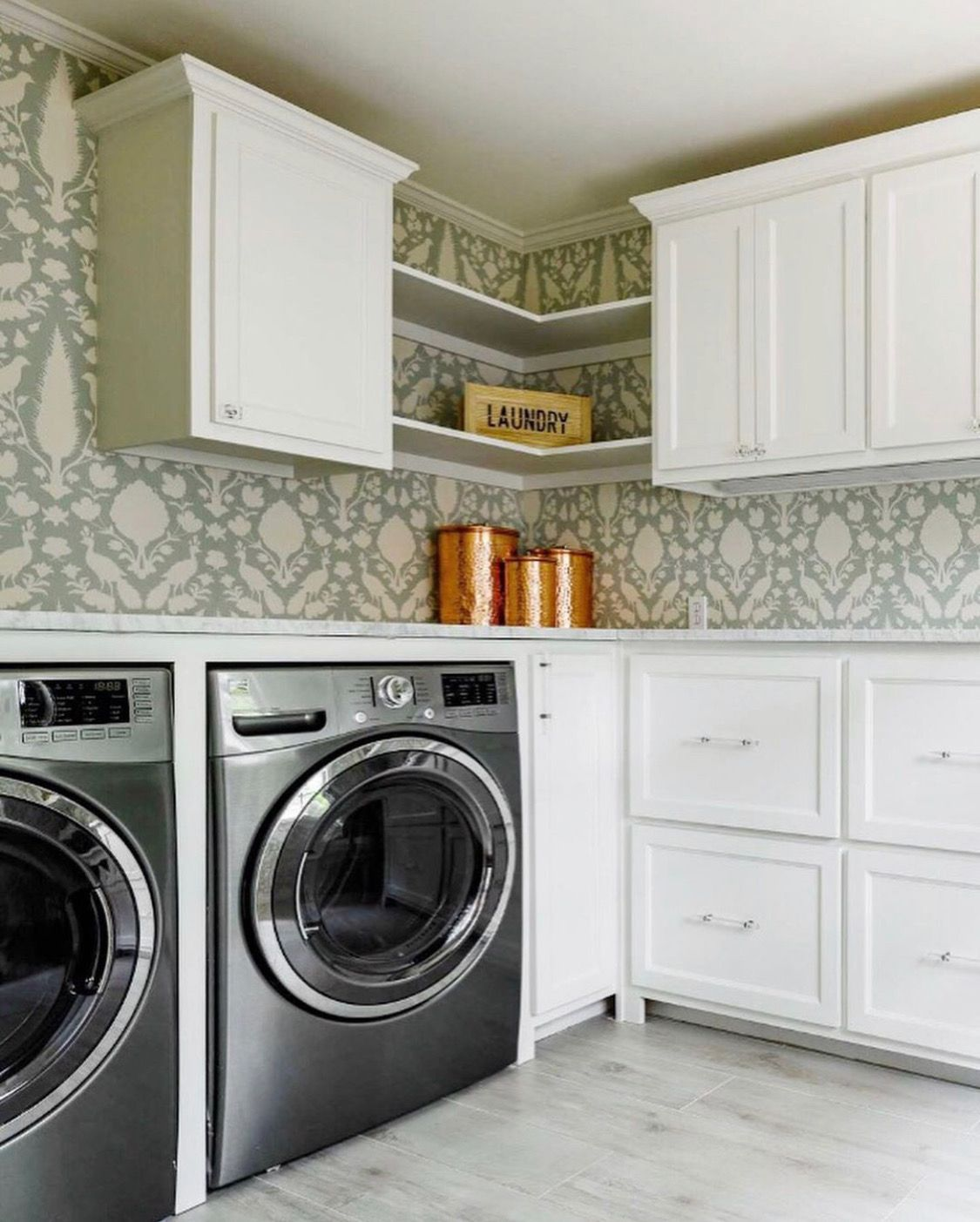 Grace Davis Interiors Laundry Room With Images Laundry Home