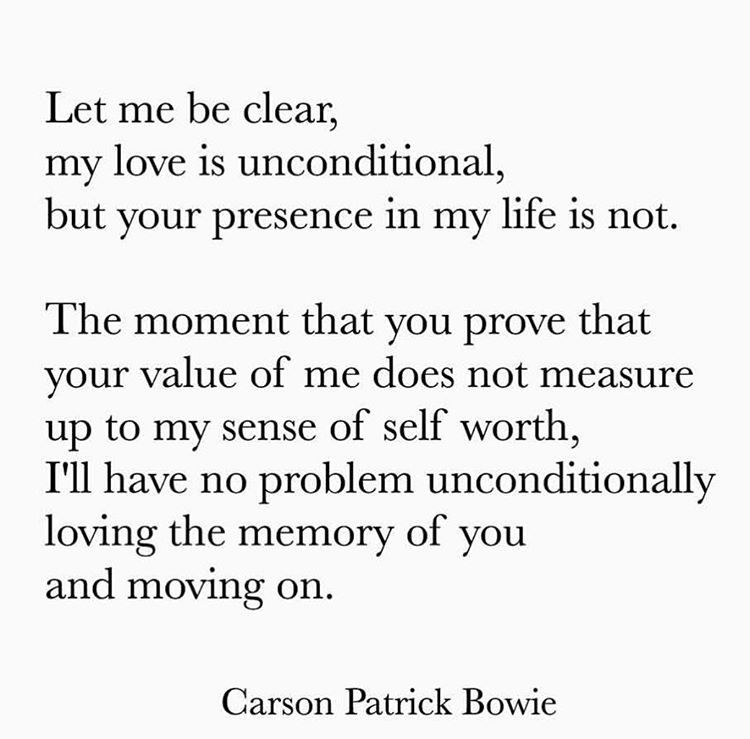 Let Me Be Clear My Love Is Unconditional But Your Presence In My Life Is Not The Moment That You Pro Lesbian Quotes Moments Quotes Unconditional Love Quotes