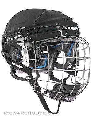 Bauer 7500 Hockey Helmets W Cage Helmet Hockey Helmets Hockey Helmet