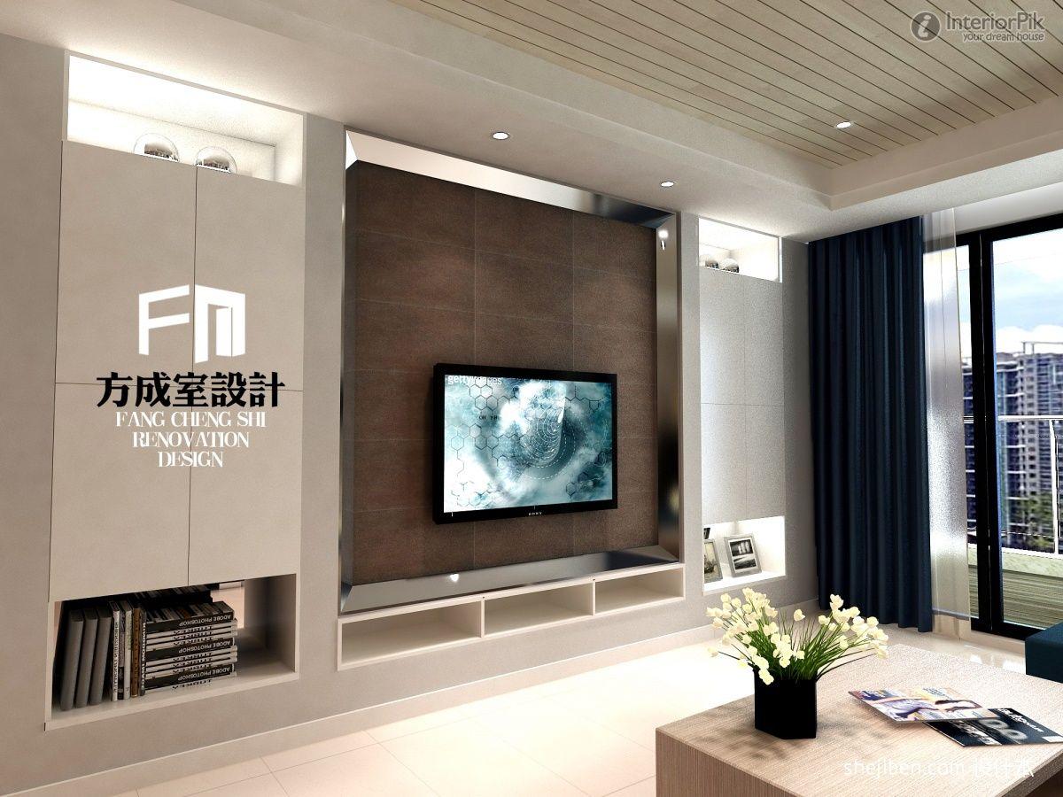 TV wall Hledat Googlem interier Pinterest Tv walls Living