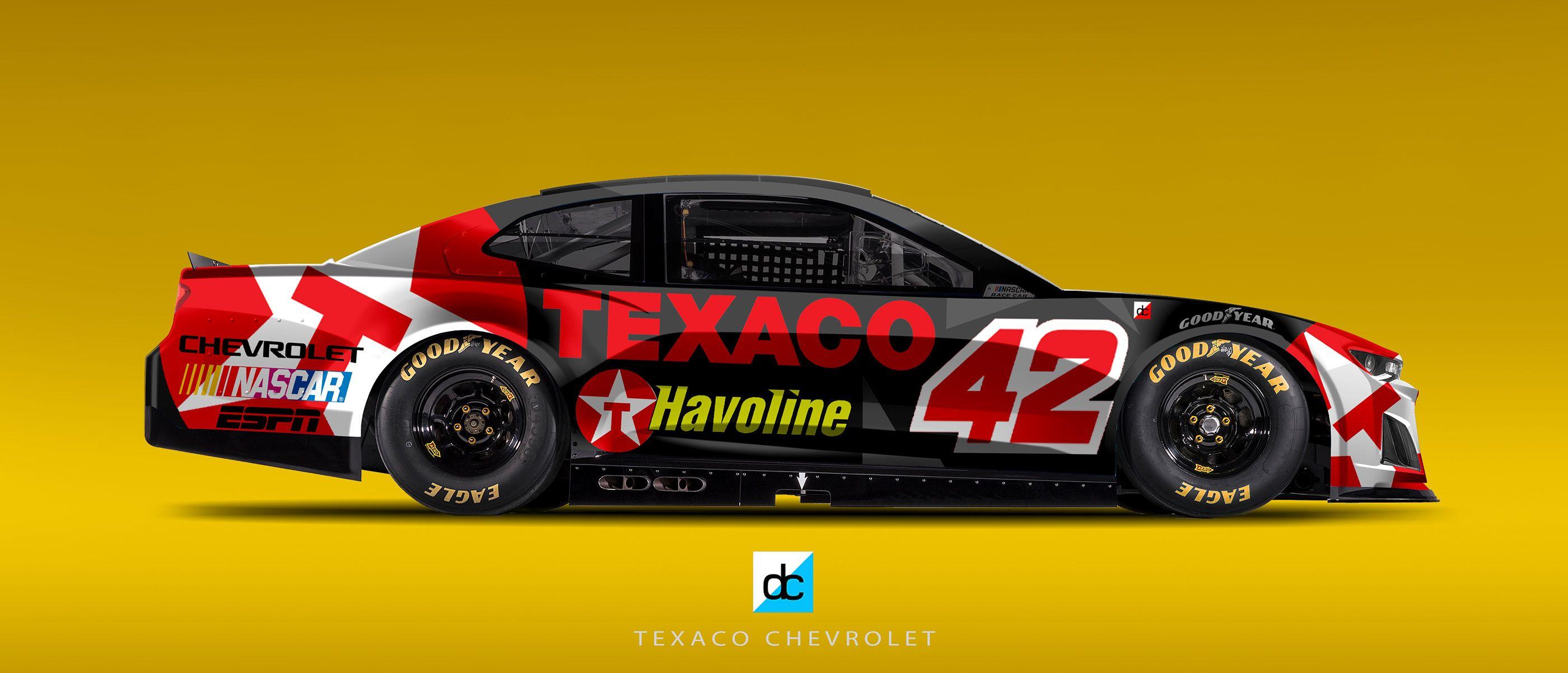 Petroleum Company NASCAR Livery Concepts on Behance | Livery