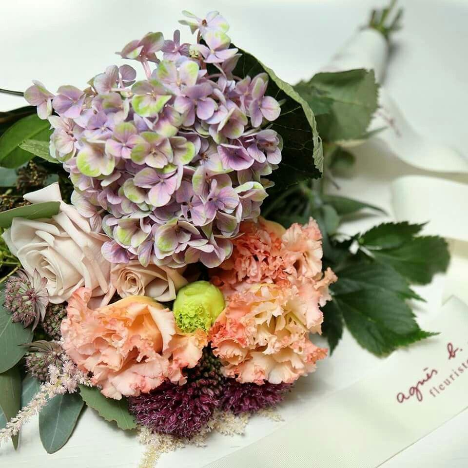 Agnes B Floral Wreath Vegetables Floral