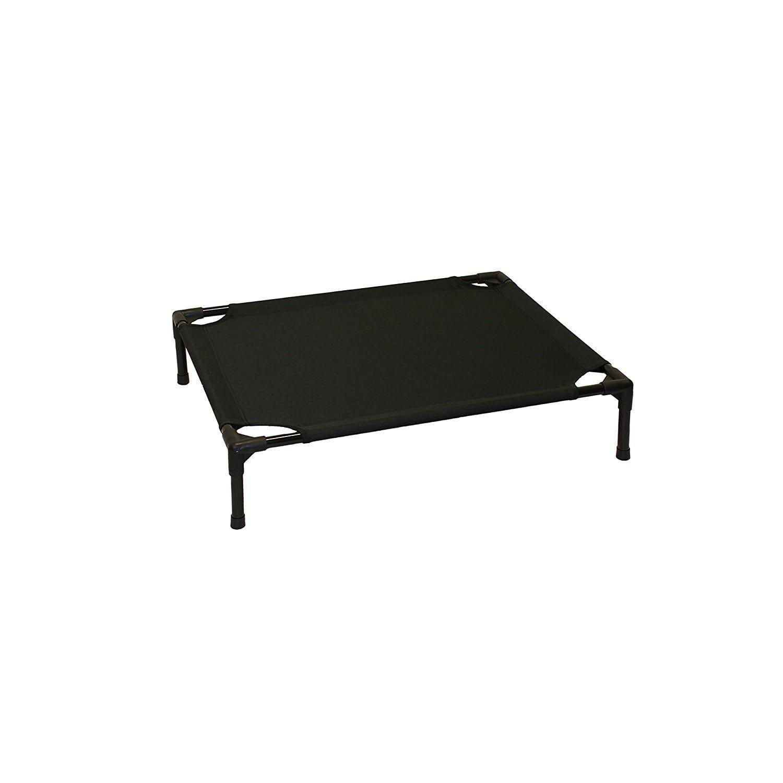 aleko basic elevated dog pet bed steel frame cot products