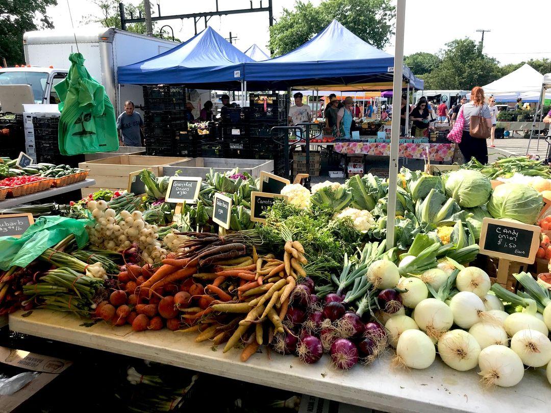 newark natural foods farmers market