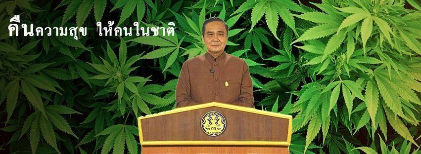 Hey Thailand, weed my lips!