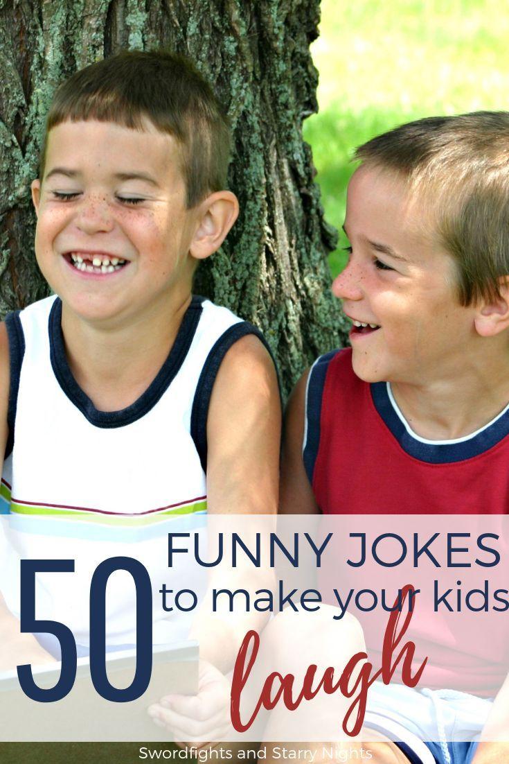 50 Funny Jokes to Make Your Kids Laugh Mom jokes, Mom