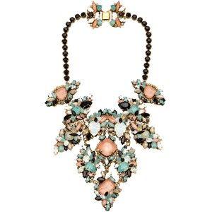 ERICKSON BEAMON 'Girls on Film' necklace