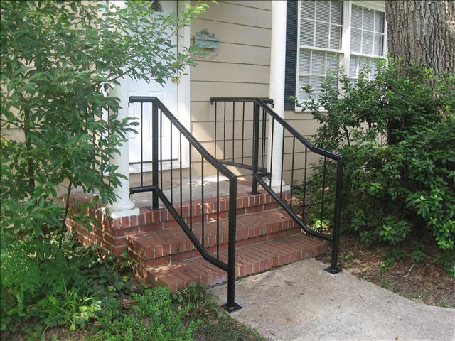 Best Www Msmobilewelding Com Custom Handrails Railing Safety 400 x 300