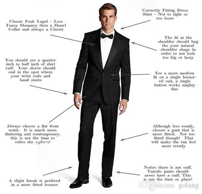 New custom 2015 black morning suits wedding tuxedos best for The tux builder