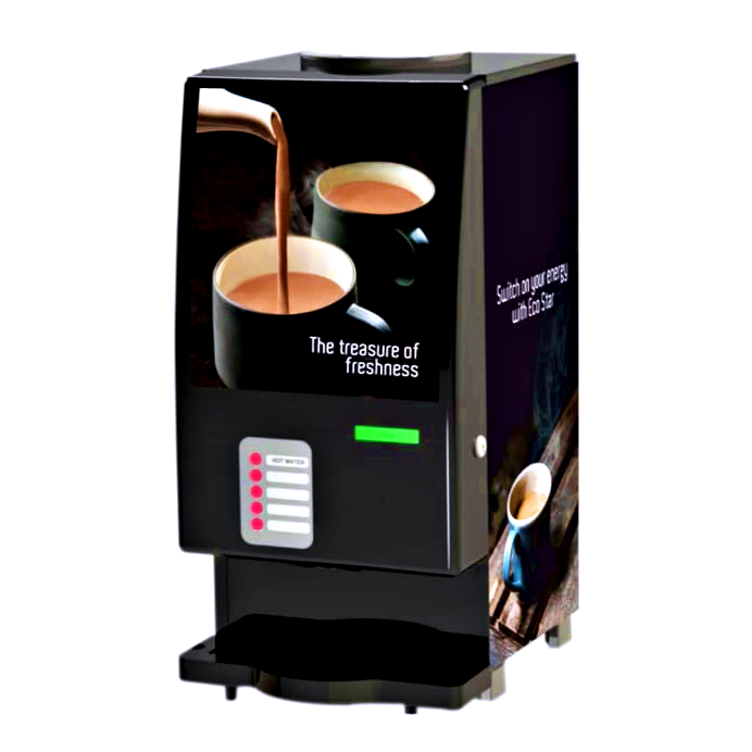 Eco Star Vending Machine Is Now Available In The Market Nepal