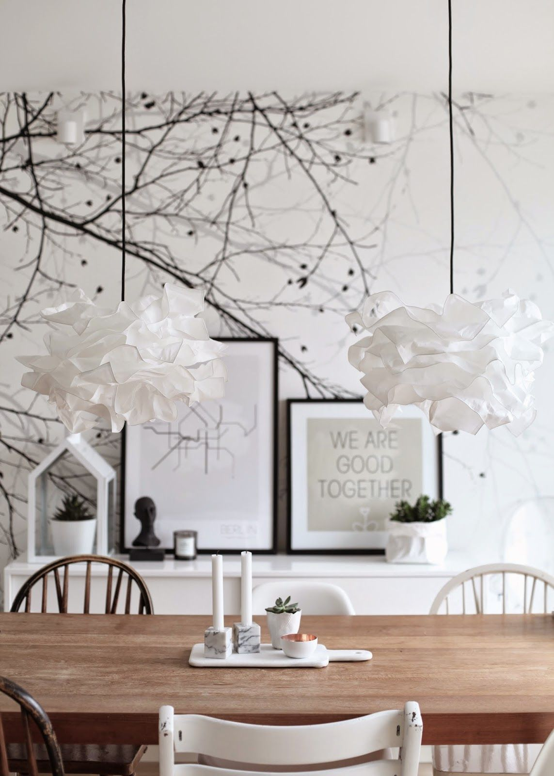 Ikea KRUSNING and tree transfer! Ikea inspiration, Ikea